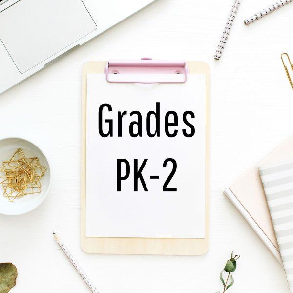 Grades PK-2